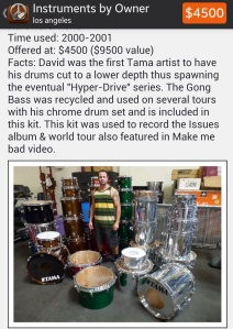 David Silveria Korn Ex Dummer